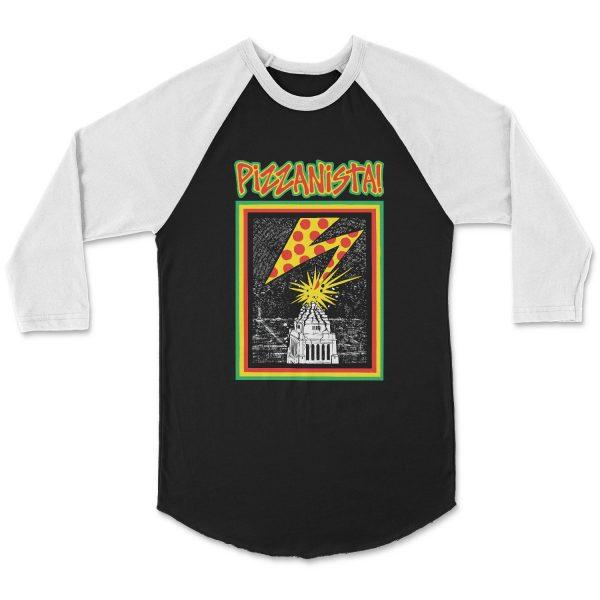 Banned in L.A. Raglan T-Shirt