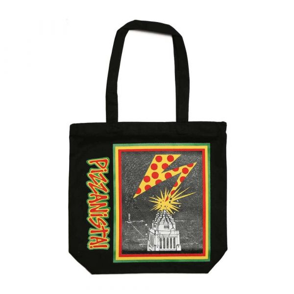 Banned in L.A. Canvas Tote