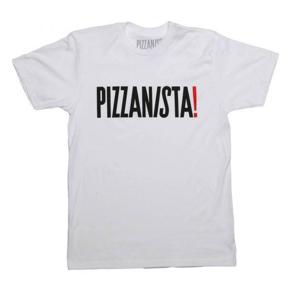 PIZZANISTA! Logo T-Shirt
