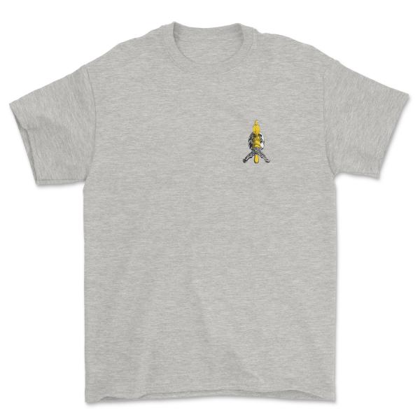 Skull & Pin T-Shirt