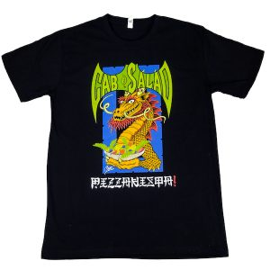 PIZZANISTA! CAB SALAD T-SHIRT